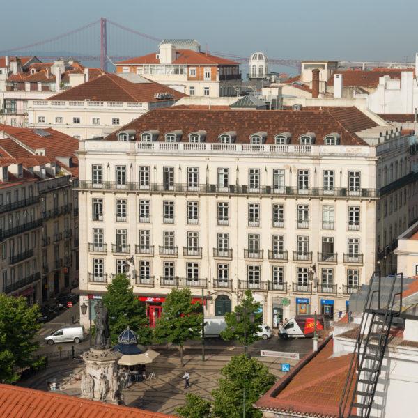 Largo Camoes Lisboa